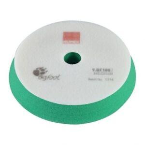 "Rupes Polishing Foam 180mm (7"") MEDIUM (Green) 9.BF180J Velcro® Pad Compound"