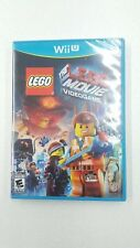 The LEGO Movie Video game - Wii U Video Games For Kids Wii U New