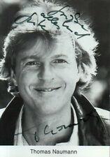 Autogramm - Thomas Naumann
