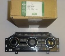 GENUINE LAND ROVER HEATER CONTROL, PARKING AID, HEATED SEATS NEW PANEL LRO30181