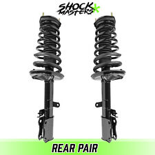 Quick Complete Struts Assembly Gas Shocks 1997-2001 Toyota Camry V6 Rear Pair