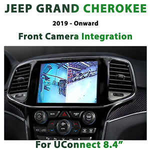 [MY19+] WK2 Jeep Grand Cherokee UConnect 8.4 180' Front Camera Integration