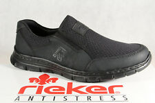 Rieker Slipper Shoes,Sneaker Black, Memosoft, B4873 New