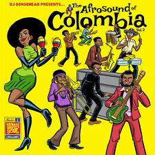 Various Artists - Various Artist : Afrosound of Colombia 2 [New CD]