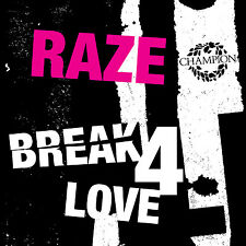 "Raze - Break 4 Love (Blame Remix) 12"" Vinyl Record"