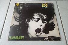 JUICY LUCY LIE BACK AND ENJOY IT LP VERTIGO SWIRL GERMAN 1970