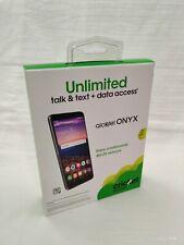 """*Nib* Cricket Wireless Alcatel Onyx 32Gb 5.5"""" Hd+ Display Prepaid Smartphone"""