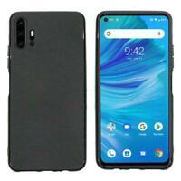 For UMIDIGI F2 Case, Black Slim Armour Soft Silicone TPU Gel Phone Case Cover
