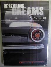 RESTORING DREAMS DVD - XR XT XW XY XA XB XC GS GT HO - SERIES 1 - EPISODE 1-4