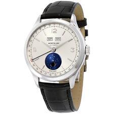 Montblanc Heritage Chronometrie Quantieme Complet Vasco da Gama Automatic Mens