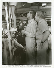 CARY GRANT OPERATION PETTICOAT 1969 VINTAGE PHOTO ORIGINAL  #5