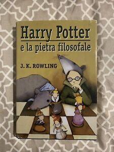 Harry Potter E La Pietra Filosofale Ed Mondolibri