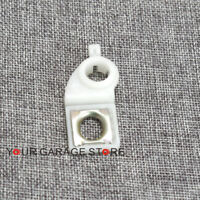 Scheinwerferhalter Scheinwerfer Halter Rechts Weiß für AUDI A6 S6 8L0941453 NEU