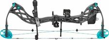 @NEW@ 2018 Diamond/Bowtech Carbon Knockout Compound Bow Package Carbon Finish CF