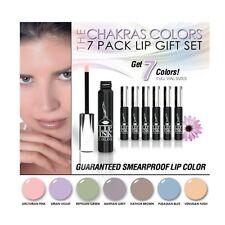 LIP-INK® Chakras Colors 7 Pack Gift Set  smearproof Lipstain liquid lipstick