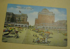 Postcard - The Chalfonte Haddon Hall Hotel New Jersey