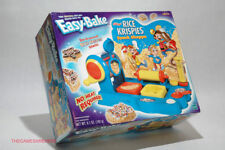 KELLOGG'S EASY BAKE OVEN RICE KRISPIES SNACK SHOPPE AGES 8+ In Original Box !!