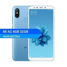 "4GB+32GB Xiaomi Mi A2 5.99"" 4G Snapdragon 660 AIE 2*SIM Teléfono Smartphone Azul"
