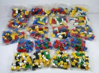 Bulk LEGO Bricks All Sizes 4+ Pounds Multi-Colored Sealed New In Package