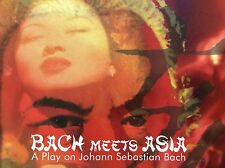 CD Bach Meets Asia - A Play On JSB . Orgel Schloss Charlottenburg. Adaptionen.
