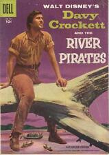 Dell Four Color Comics # 671 Walt Disney's Davy Crockett & The River Pirates VG+