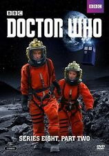 Doctor Who: Series Eight, Part Two (DVD,2016)