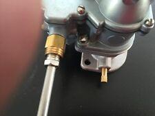 FLAT HEAD HOT RAT ROD TRI-POWER CARB FITTING 1/2-20- 94-97 HARD LINE FL-FF-97-94