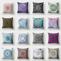 The Geometric Polyester Waist Throw Pillow Case Sofa Cushion Cover Home Decor