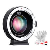 New Commlite CM-AEF-MFT AF AF Lens adapter For Canon EF/EF-S lens to M4/3 Camera
