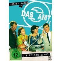 DAS AMT - STAFFEL 3, FOLGE 29-45 2 DVD TV-SERIE NEU