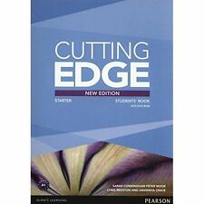 Cutting Edge Starter New Edition Students' Book and DVD Pack, Moor, Peter, Crace