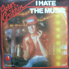 """7"""" 1976 RARE IN MINT -! Peter Griffin: i hate the Music"""