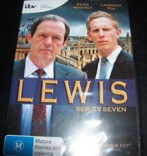 Lewis Series 7 (Kevin Whatley Laurence Fox) (Australia Region 4) DVD – New