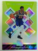 2018-19 Panini Status Rookie Credentials Green Deandre Ayton #6, Rookie RC, Suns