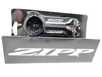 Zipp Service Course SL Stem 80mm 31.8, 6 Degree Polished Black