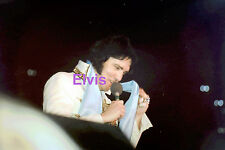 ELVIS PRESLEY IN MEXICAN SUNDIAL SUIT TCB RING LARGO MD 5/22/77 PHOTO CANDID #1