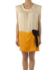 Vestito donna TWIN SET SIMONA BARBIERI  con fiocco  in SALDO