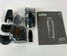 Braun 7-in-1 Dry Hair Trimmer Accessories Only Model 5514 No Trimmer Parts Only