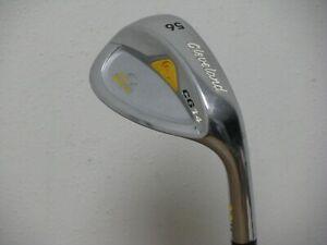 Cleveland CG14 Chrome 56* Wedge Wedge Flex Steel EXCELLENT!!
