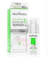 Provamed Vitamin E Serum 10000 IU, Anti-oxidant and Advanced Moisture Care 30ml.