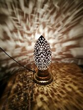 Moroccan Table lamp night light Handmade brass decoration lighting Lampshade