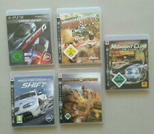 Playstation 3 Spiele - Intense Racing Collection / 5 Games