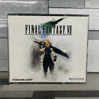 FINAL FANTASY VIIFinal Fantasy 7 PC-CD Game