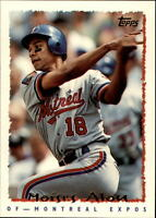 1995 Topps Baseball Base Singles #584-660 (Pick Your Cards)