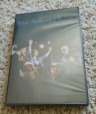 Peter, Bethany & Rufus: Spirit of Woodstock (DVD, 2008) music tv show NEW