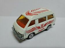 Rare Majorette Toyota Lite Ace No 216 White & Red 1:52 scale Excellent!