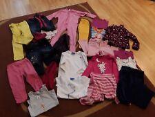 Winter und Herbst Mädchen  Bekleidung  Packet,  Größe  98-104, 22 Teile