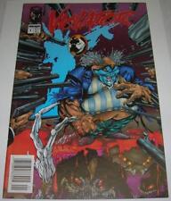 VIOLATOR #1 RARE NEWSSTAND EDITION (Image Comics 1994) Alan Moore (VF-) SPAWN