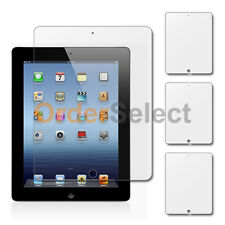 """3X NEW Ultra Clear HD LCD Screen Protector for Tablet Apple iPad 3 3rd Gen 9.7"""""""