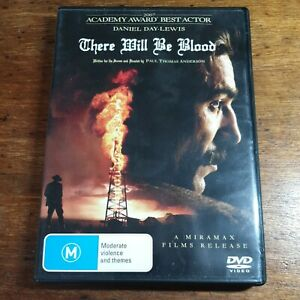 There Will Be Blood DVD R4 LIKE NEW FREE POST